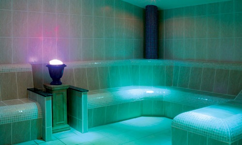 Steam Room Temperature And Time