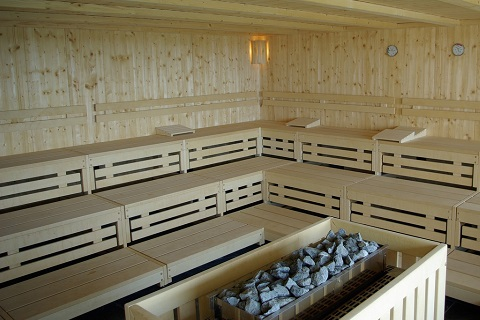 Traditional sauna culture
