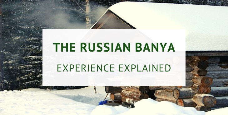 Russian Banya experience explained