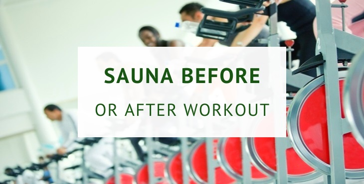 Sauna Before Or After Workout Practical Guide Sauna Samurai