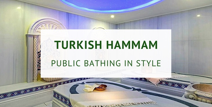 Turkish Hammam bathing experience